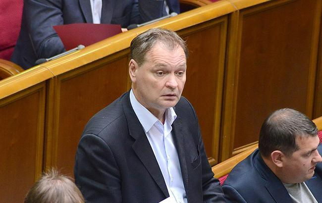 Комітет ВР не підтримав подання генпрокурора на нардепа Пономарьова