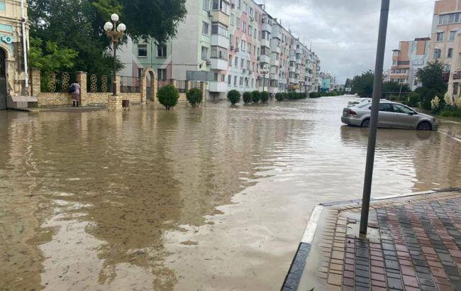 Оккупированную Ялту отключили от водоснабжения