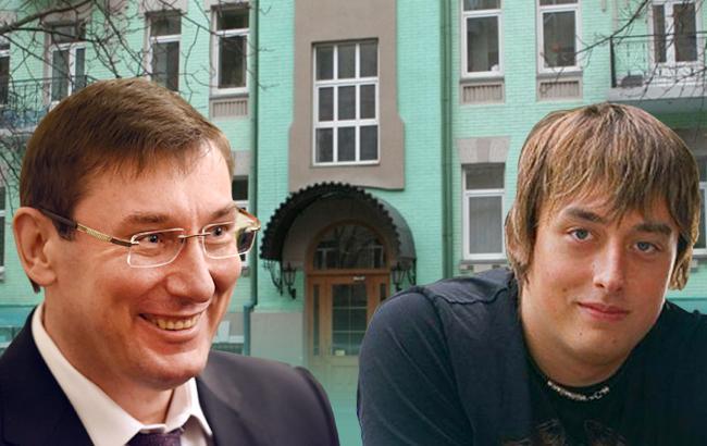 Фото: Александр Луценко сдает элитные квартиры (коллаж styler.rbc.ua)