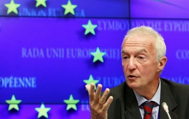 Фото: координатор ЕС по антитеррору Жиль де Кершов
