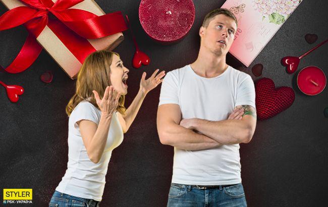 День Святого Валентина может разрушить отношения: тревожные знаки