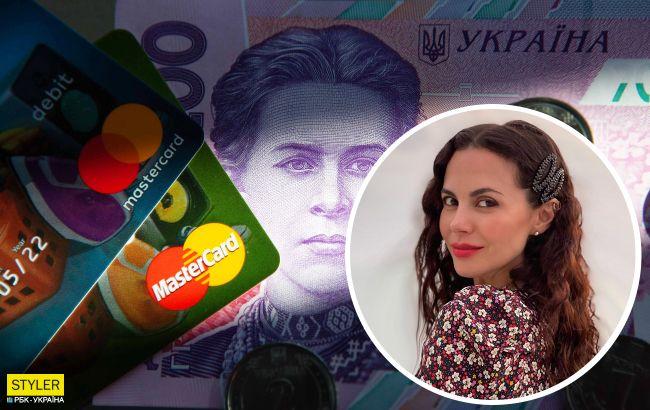 Мошенники из России разводят украинцев на деньги, используя видео Насти Каменских