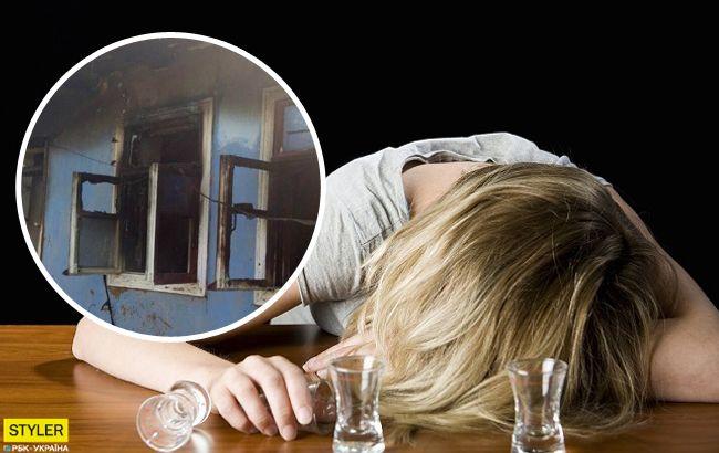 Пока матери валялись пьяные: пожар под Одессой унес жизни четырех девочек