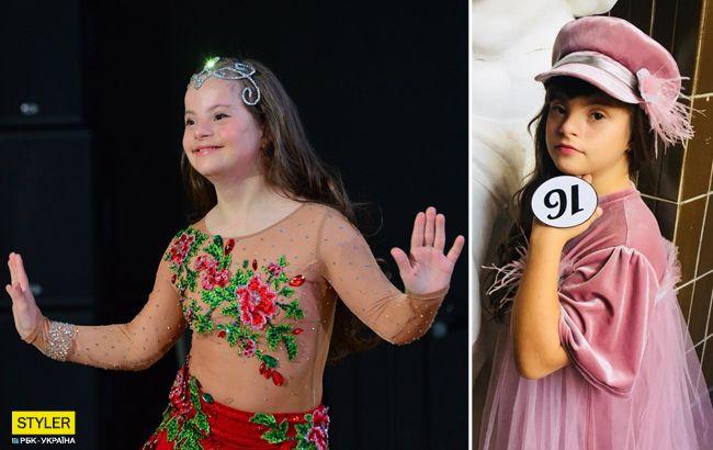 Сонячна українка перемогла у міжнародному дитячому конкурсі краси (відео)
