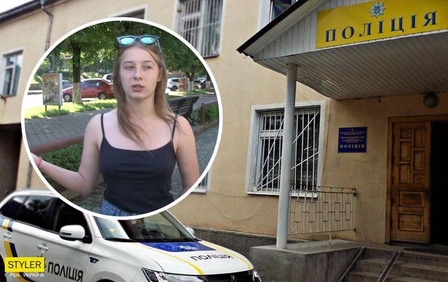 У відділку поліції побили дівчину: скандал на Закарпатті отримав продовження