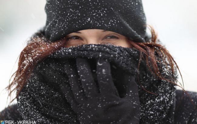 Сніг в чотирьох областях та потепління:прогноз погоди на сьогодні