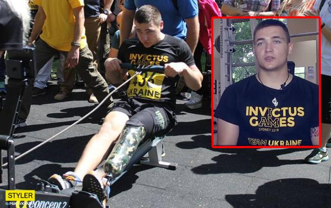 """""""Для меня спорт — движение вперед"""": в сети рассказали о бойце, который практически потерял ногу, но не сломался (видео)"""