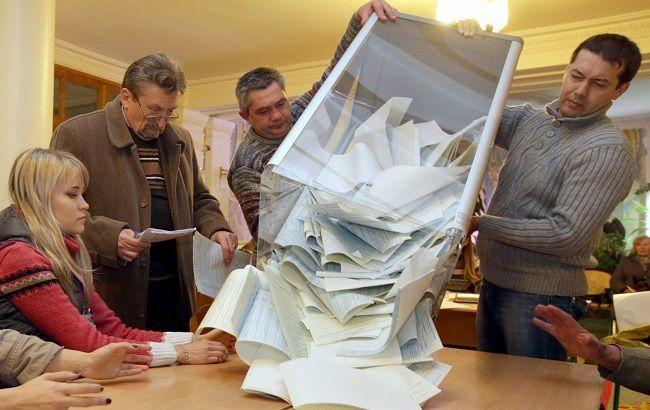 Фото: в Днепропетровске прошел второй тур выборов