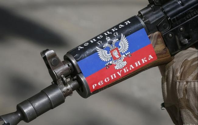 Фото: на Донбассе задержали ранее судимого боевика ДНР