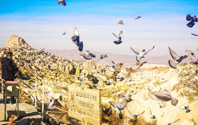 Снігові схили та Долина голубів: кращі локації центральної Туреччини для яскравої мандрівки