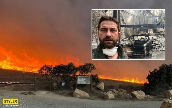 Лесные пожары в Калифорнии: звезды-погорельцы рассказали про убытки
