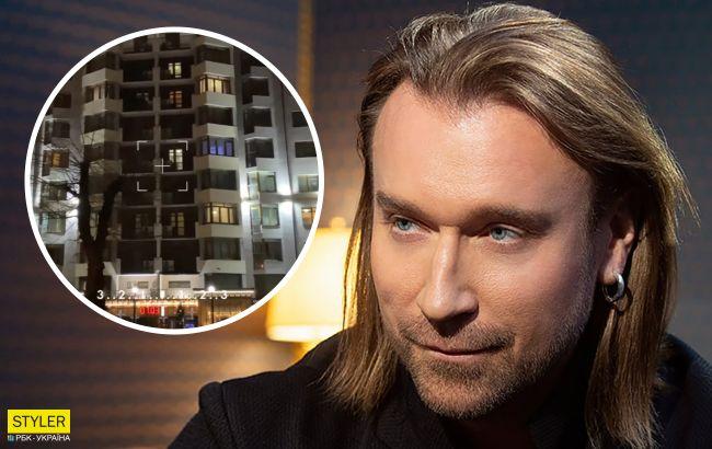 Журналісти показали елітний будинок Олега Винника в центрі Києва: просто так сусідом не станеш