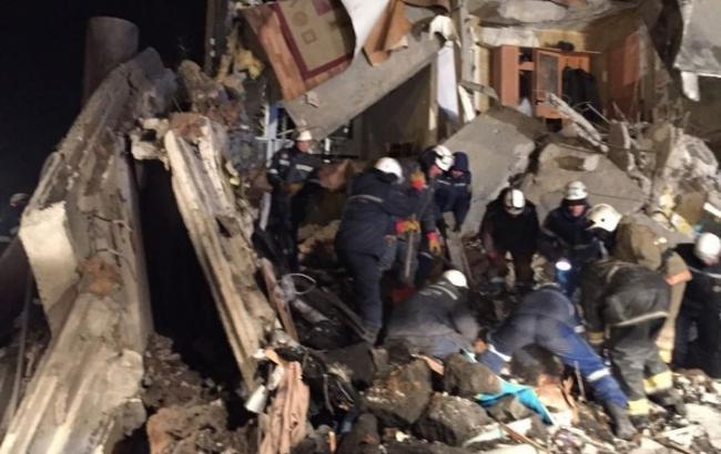 ВКазахстане при обрушении дома погибли девять человек