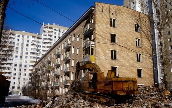 Хрущовки в Києві: що буде зі старими будинками