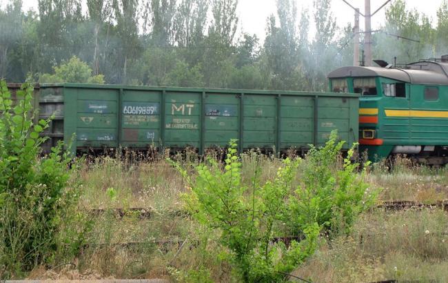 Фото: в Донецкой области восстановили один из железнодорожных перегонов