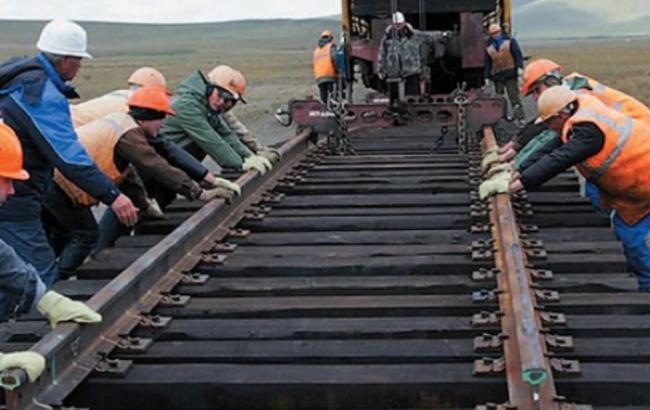 Росія завершить будівництво другого ж/д ділянки в обхід України до серпня