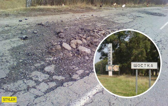 52 кілометри пекла: з'явилося відео з наймоторошнішої дороги України