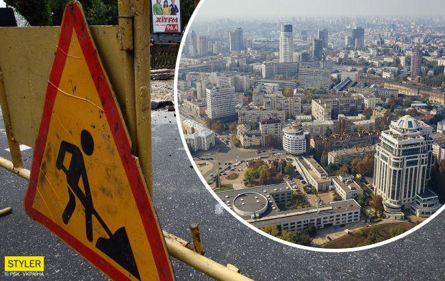 За час - через весь город: в Киеве построят 11 многоуровневых развязок (список)