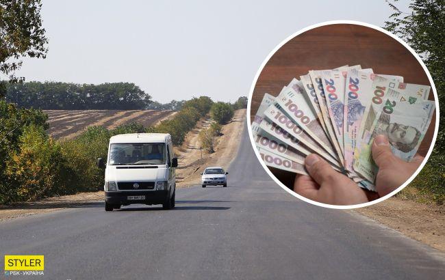В Украине появятся платные автобаны: сколько придется платить водителям