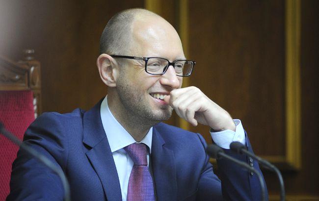 Кабмин повысил зарплату Яценюку на 25% - Цензор.НЕТ 8128