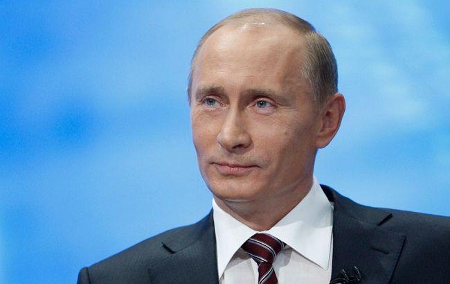 Фото: Володимир Путін розраховує на конструктивний діалог з США