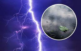 На Україну насуваються сильні зливи: які області затопить