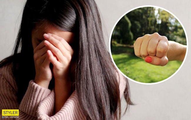 Громкий секс-скандал под Винницей: жена фермера избила главу села у всех на глазах