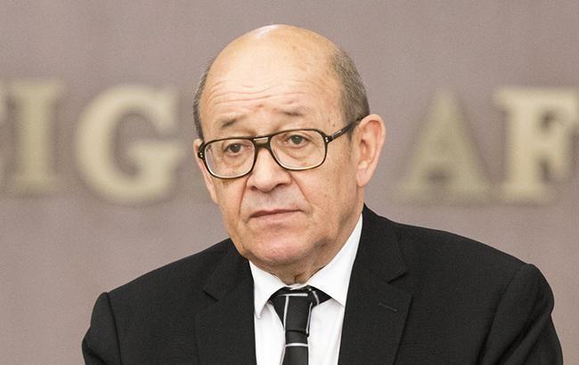 У Франції закликали скористатися шансом досягти врегулювання на Донбасі