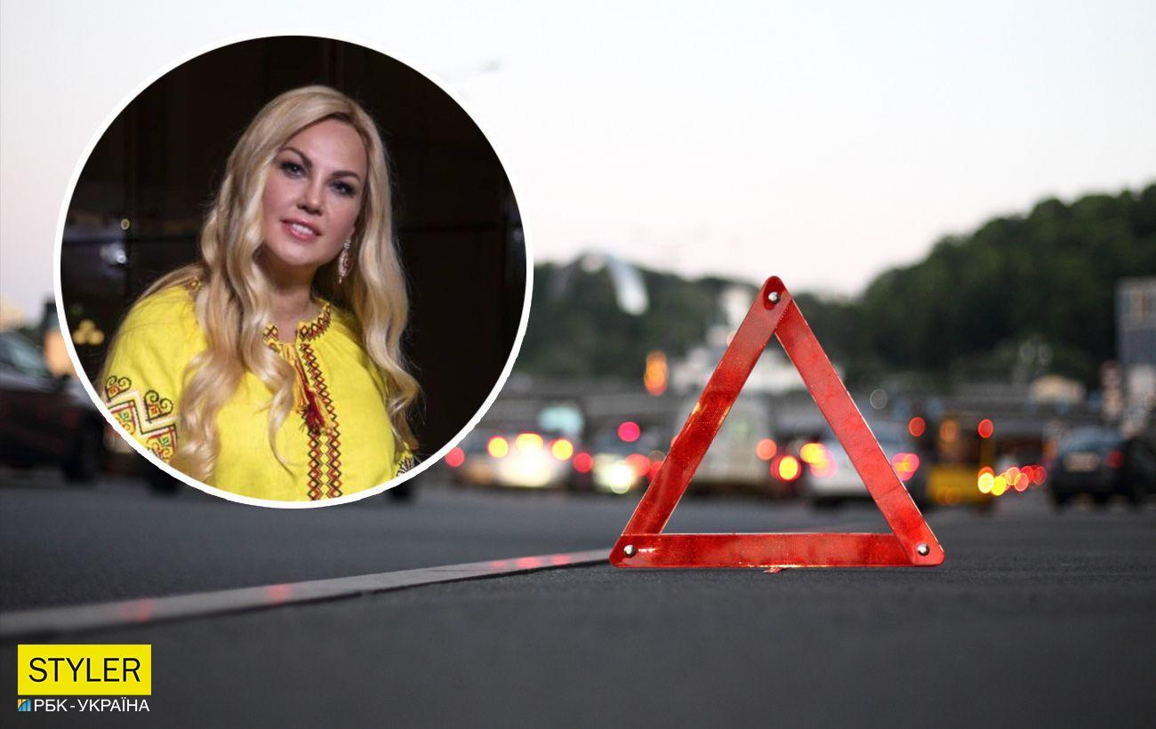 «Фура даже не остановилась»: мама украинской певицы попала в ДТП