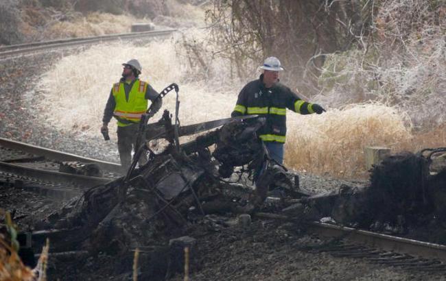 ВСША произошла масштабная авария с68 автомобилями