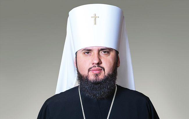 Собор УПЦ КП поддержал кандидатуру Епифания на пост главы новой церкви