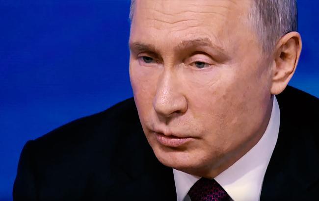 """""""Пойдем щас все и повесимся"""": сеть смеется с пресс-конференции Путина"""