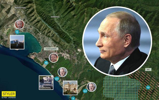 Сосед Путина: журналисты показали дворец патриарха Кирилла (фото)