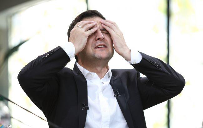 Тоже плохо говорю по-украински: двойник Зеленского готов заменить президента