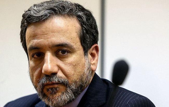 Фото: представитель иранского МИД Хуссейн Джабер Ансари