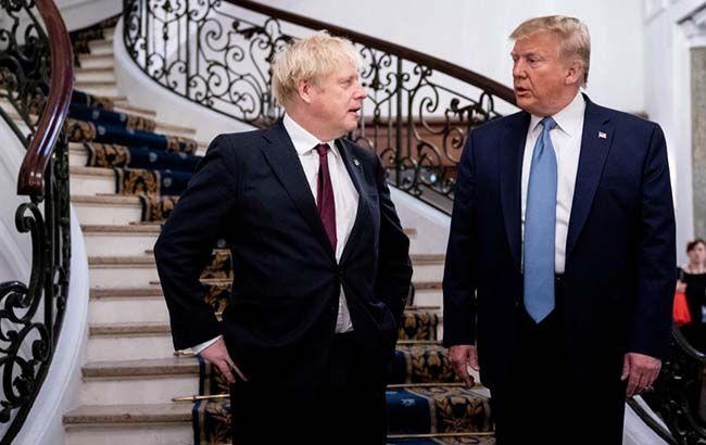 """Президент США пообещал Британии """"очень большую"""" торговую сделку после Brexit"""