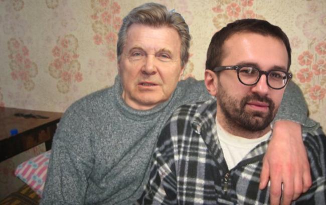 Фото: Сергей Лещенко и Лев Лещенко (Коллаж Styler.rbc.ua)