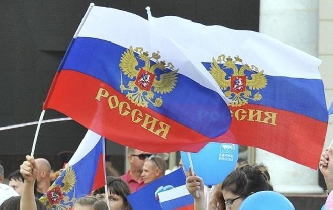 Фото: Журналіст осадив росіян (depms.ru)