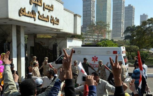 В Египте за протесты против уступки островов осудили более 50 человек
