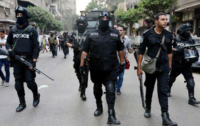 В Египте смертник взорвал себя возле мечети