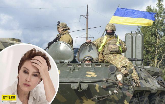 Сніжана Єгорова цинічно образила українських воїнів: повилазили, рагулі