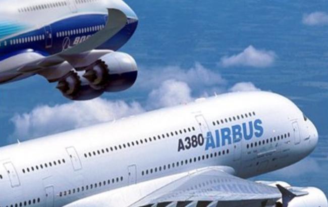 Фото: самолеты Boeing и Airbus будут поставлять в Иран