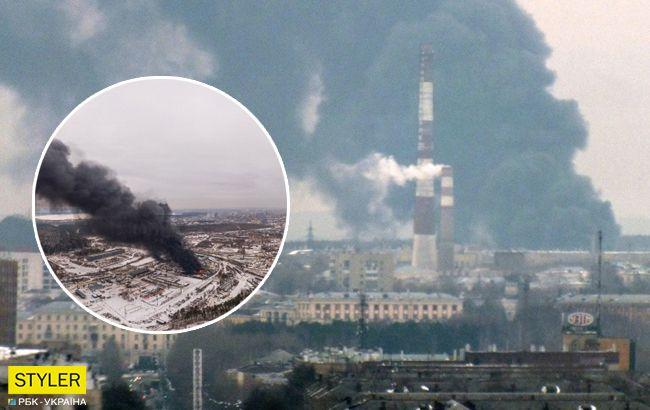 Российский город всколыхнула волна взрывов: первые видео