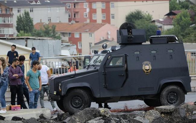 Фото: армійські підрозділи Туреччини приведені в бойову готовність