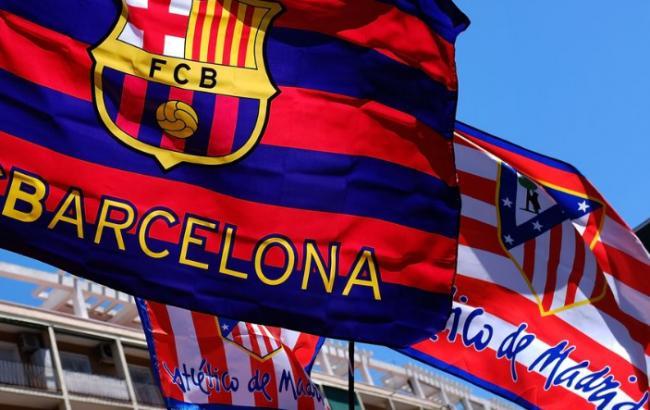Фото: Барселона - Атлетико онлайн
