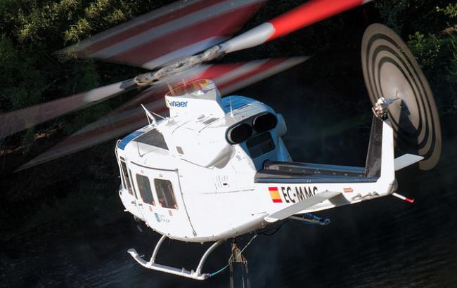 У Мексиці розбився військовий вертоліт, три людини загинули, чотири пропали безвісти