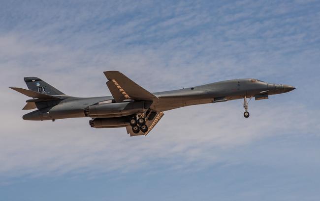 Два стратегических бомбардировщика США вылетели внаправлении Корейского полуострова