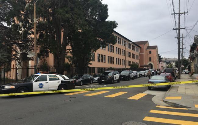 В Сан-Франциско у школі відбулась стрілянина, є поранений