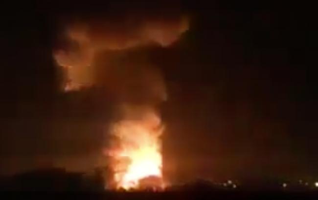 В Сирії відбулися ракетні удари по урядовим силам