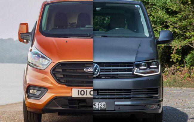 Ford і Volkswagen оголосили про створення спільних автомобілів